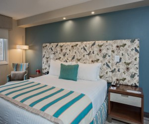 Our Guest Rooms - ADA King Suite at The Kenilworth