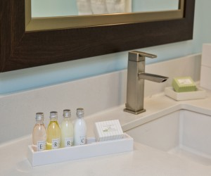 Our Guest Rooms - Complimentary high quality toiletries