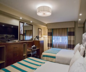 Our Guest Rooms - Junior Double Family Room at The Kenilworth