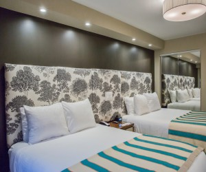 Our Guest Rooms - Junior Double Suite