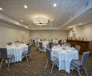 Our Conference Room - Seating and AV plus catering is available