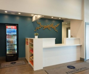 Our Lobby - The Kenilworth - Registration Desk